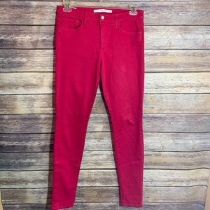 Joe's Jeans Skinny 31 Pink